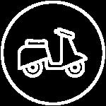 Služby v pneuservisu Hanzelka i pro motorky